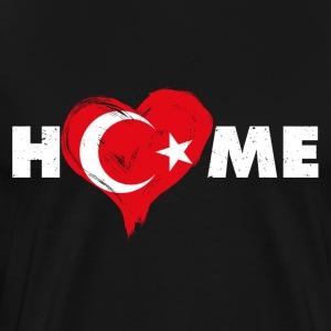 Home love Turkey - Men's Premium T-Shirt