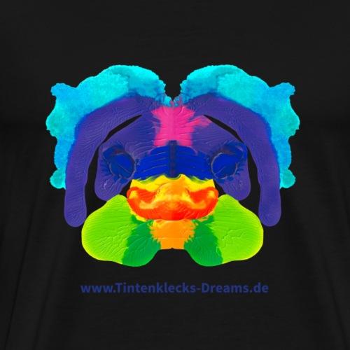 Tintenklecks-Dreams 7689 Motiv Seite 44 - Männer Premium T-Shirt
