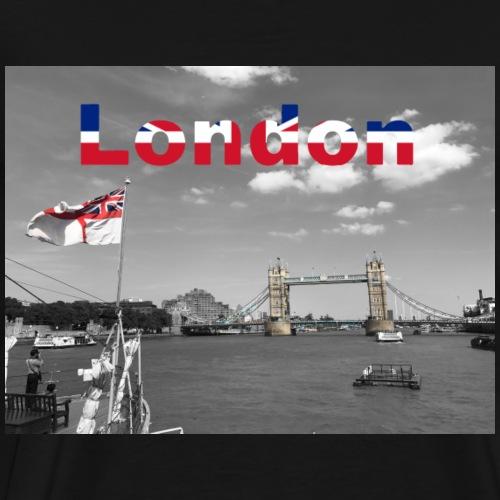 London Tower Bridge - Männer Premium T-Shirt