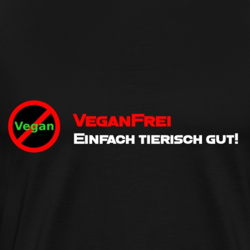 EinfachTierischGut - Männer Premium T-Shirt