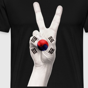 Korea Peace T-SHIRT - Men's Premium T-Shirt