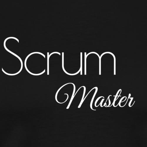 Scrum Master - Männer Premium T-Shirt