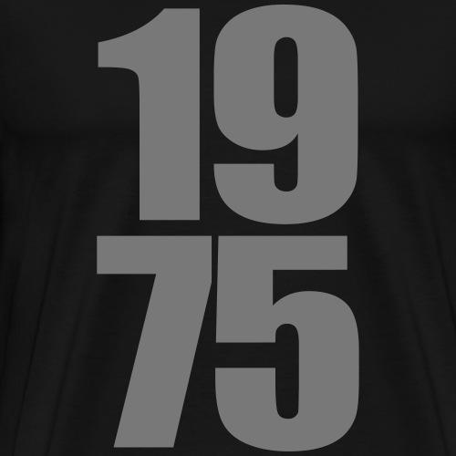 1975 (2230) - Männer Premium T-Shirt