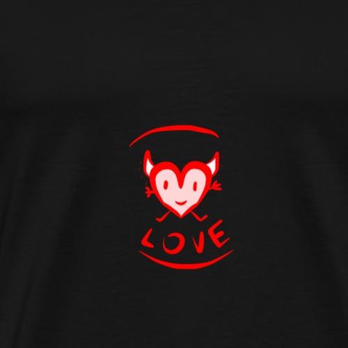 ❤ - Men's Premium T-Shirt