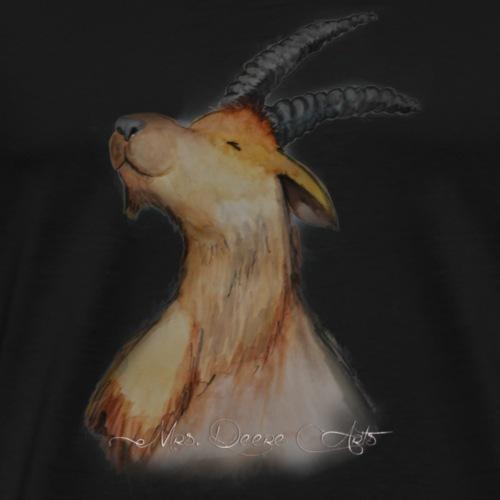 capricornis - Männer Premium T-Shirt
