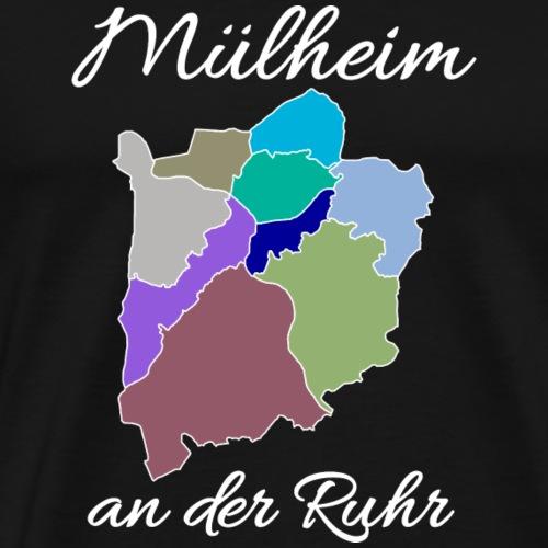 Mülheim an der Ruhr - Männer Premium T-Shirt