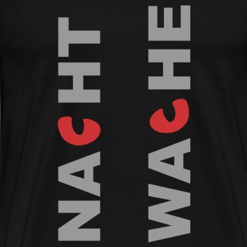 Nacht Wache - Männer Premium T-Shirt