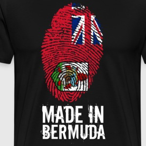 Made In Bermuda - Premium T-skjorte for menn