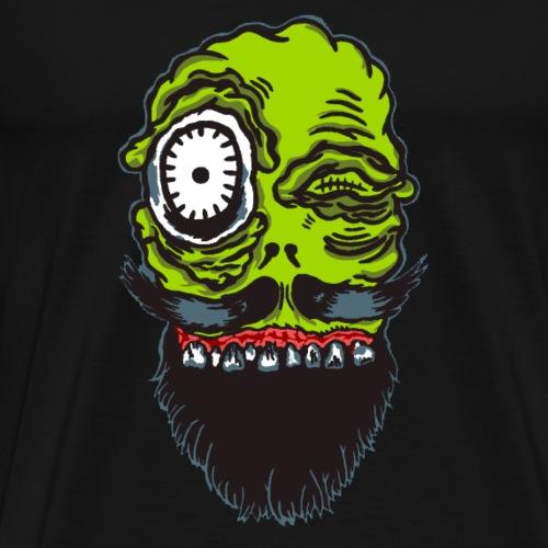 Weird Beard - Männer Premium T-Shirt
