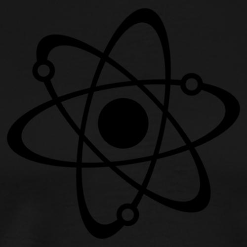 atom - Premium-T-shirt herr