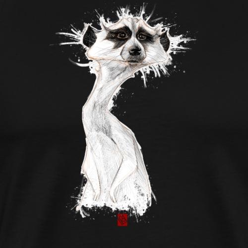 Sketchy surricat - T-shirt Premium Homme