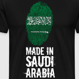 Made In Saudi Arabia / Saudi Arabia - Men's Premium T-Shirt