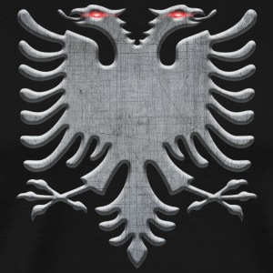 Albanian eagle iron - Men's Premium T-Shirt