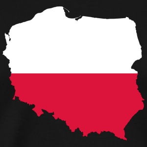 Poland eagle polska - Men's Premium T-Shirt