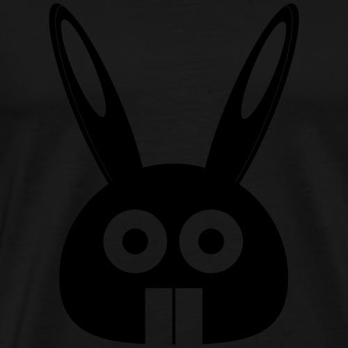 Puny Bunny - Miesten premium t-paita