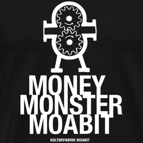 Money Monster Moabit - Männer Premium T-Shirt