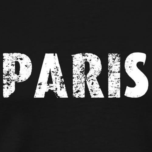 Paris (2574) - Männer Premium T-Shirt