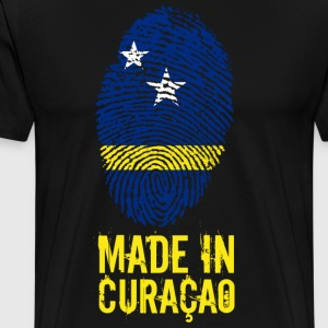 Made In Curaçao / Kòrsou - T-shirt Premium Homme