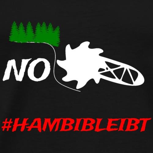 #hambibleibt - Männer Premium T-Shirt