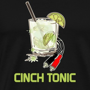 Cinch Tonic - Männer Premium T-Shirt