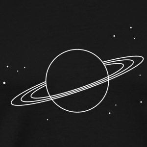 Saturn - Men's Premium T-Shirt