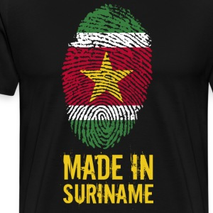 Made In Suriname / Suriname / Sranan - Men's Premium T-Shirt