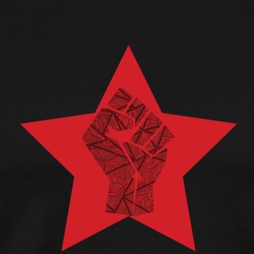 Antifa - Männer Premium T-Shirt