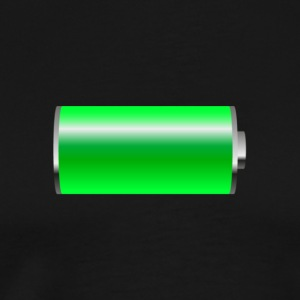 battery - Männer Premium T-Shirt