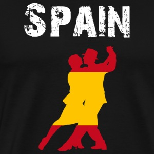 Nation design Spain 02 - Men's Premium T-Shirt