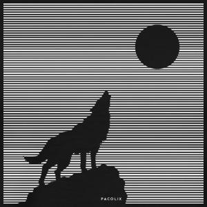 Lines | Wolf - Männer Premium T-Shirt