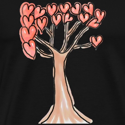 Loving Tree Isle - Men's Premium T-Shirt