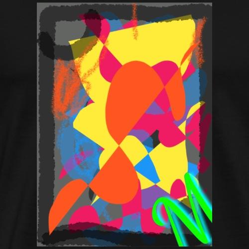 Gedankenspiel - Männer Premium T-Shirt