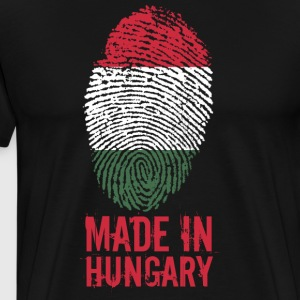 Made in Hungary / Made in Hungary Magyarország - Men's Premium T-Shirt