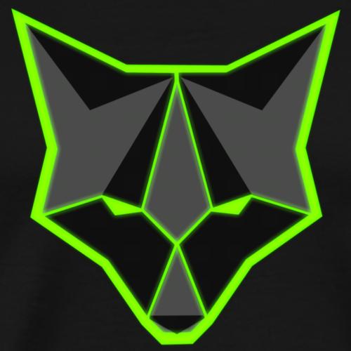 Logo néon - T-shirt Premium Homme