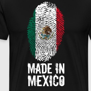 Made In Mexico / Mexico / México - Herre premium T-shirt