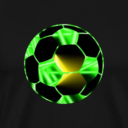 Fußballplanet - Männer Premium T-Shirt