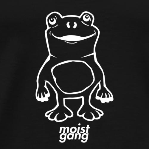 Moistbaff - Premium-T-shirt herr