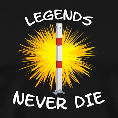 DREAM TEAM - LEGENDS NEVER DIE - Männer Premium T-Shirt