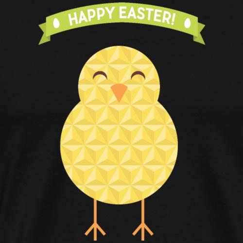 Happy easter Joyeuse Pâques - T-shirt Premium Homme