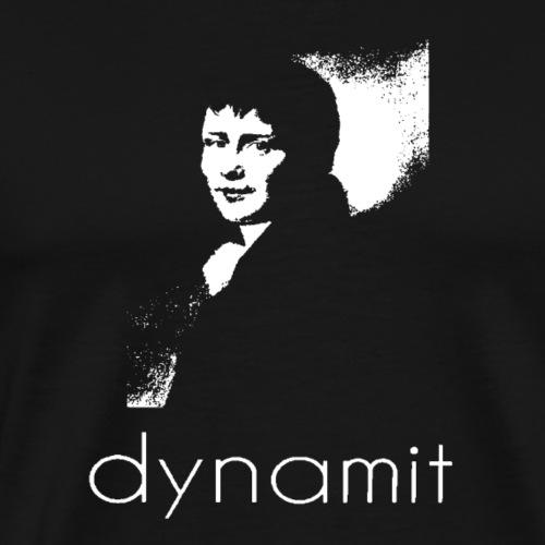 dynamit - Männer Premium T-Shirt