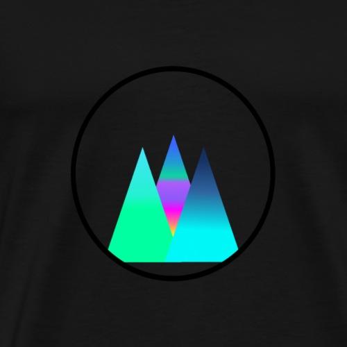 3 Triangles - Men's Premium T-Shirt
