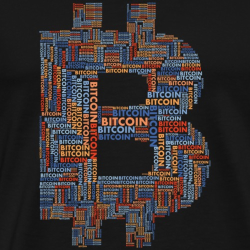 Bitcoin 12 - Männer Premium T-Shirt