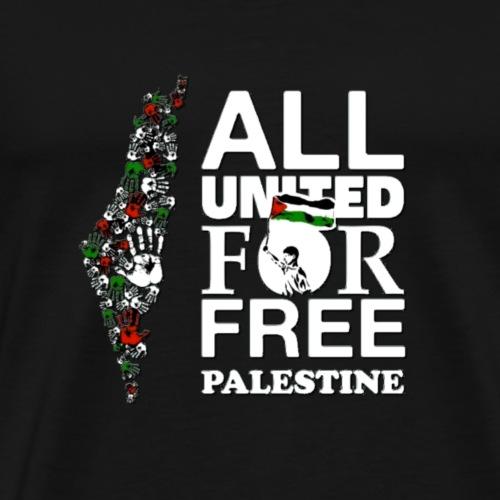 palestine - T-shirt Premium Homme