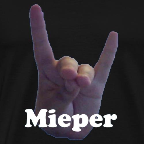 Mieper - Mannen Premium T-shirt