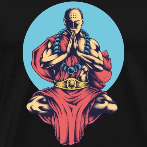 Innerer Frieden - Männer Premium T-Shirt