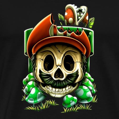 Mario game - T-shirt Premium Homme