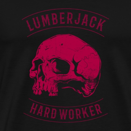 Lumberjack - Camiseta premium hombre