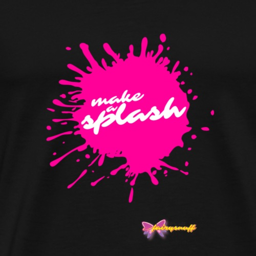 splash - Men's Premium T-Shirt