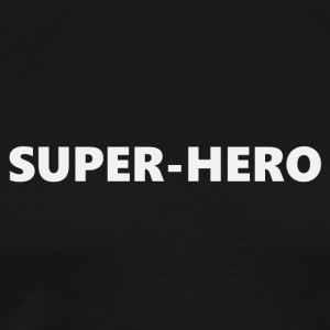 Superhero V2bkEN - Men's Premium T-Shirt