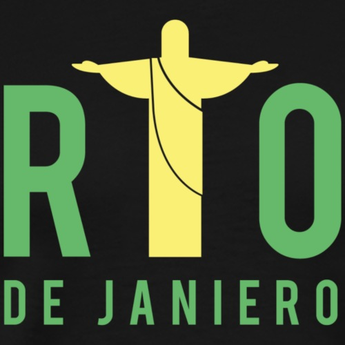 RIO de Janeiro - Männer Premium T-Shirt